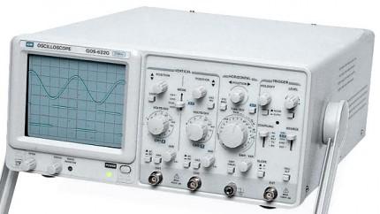 GOS-622G - осциллограф аналоговый универсальный GW Instek (GOS622 G)