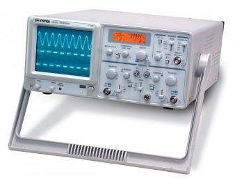 GOS-7630FC - осциллограф аналоговый универсальный GW Instek (GOS7630 FC)