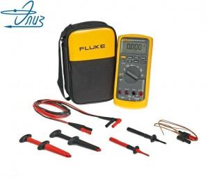 FLUKE 87v/E2 kit - промышленный комбинированный комплект для электриков (Fluke 87 V E2 Kit)