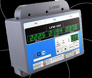 LPW-305-5 (есть реле, без дискового входа, с MicroSD)