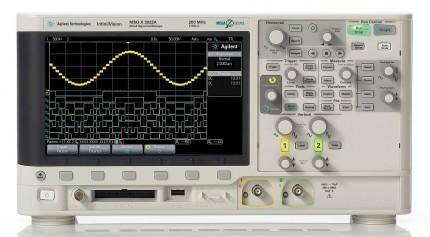DSOX2012A - осциллограф цифровой Agilent (Keysight) (DSOX 2012 A)