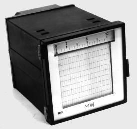 Н3095 - самопишущие трехфазные ваттметр и варметр (Н 3095)