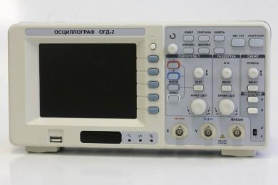 ОГД-2 - Осциллограф-генератор демонстрационный