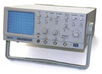 ОСУ-20 - осциллограф аналоговый универсальный MCP (ОСУ20)