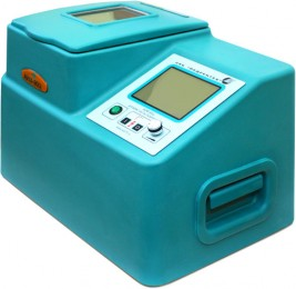 АИМ-90ц - цифровой аппарат для испытания трансформаторного масла (АИМ90 ц)