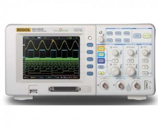 DS1102D - цифровой осциллограф смешанных сигналов с длинной памятью Rigol (DS1102 D)