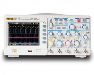 DS1104B - цифровой осциллограф с поддержкой стандарта LXI Rigol (DS1104 B)