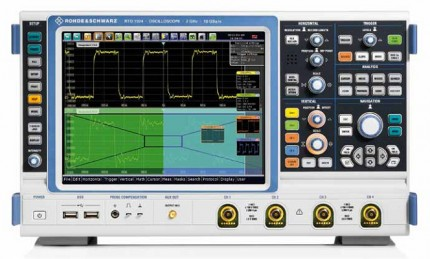 R&S RTO1014 - цифровой осциллограф (R&S RTO 1014)