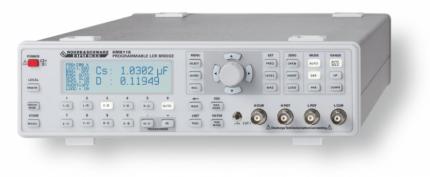 HM8118 - измеритель иммитанса RLC (HM 8118)