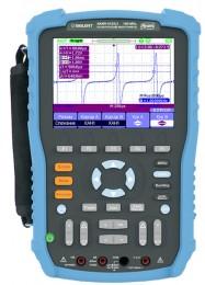 АКИП-4125/2 - цифровой запоминающий осциллограф-мультиметр (скопметр)