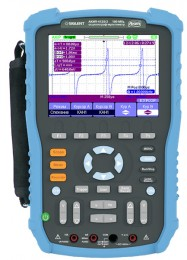 АКИП-4125/3 - цифровой запоминающий осциллограф-мультиметр (скопметр)