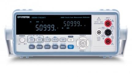 GDM-78341 - универсальный цифровой вольтметр GW Instek