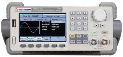 AWG-4082 - генератор сигналов специальной формы Актаком