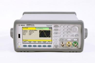 33511B - генератор сигналов сложной и произвольной формы Agilent (Keysight) (33511 B, 33511В, 33511 В)