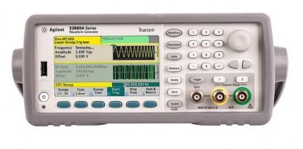 33612A - генератор сигналов произвольной формы Agilent  (Keysight) (33612 A, 33612А, 33612 А)