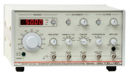 АКИП-3414/1 - генератор сигналов специальной формы