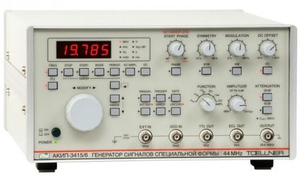 АКИП-3415/3 - генератор сигналов специальной формы