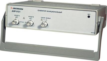 АНР-3121 - функциональный генератор сигналов специальной формы - приставка к ПК Актаком (AHP-3121)