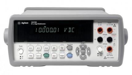 34410A - вольтметр-мультиметр цифровой прецизионный Agilent (Keysight)