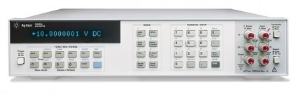 3458A - вольтметр-мультиметр цифровой прецизионный Agilent (Keysight)
