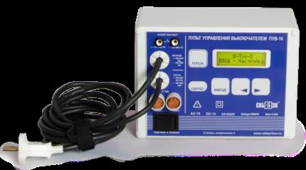 ПУВ-10 - пульт управления высоковольтным выключателем (ПУВ10)
