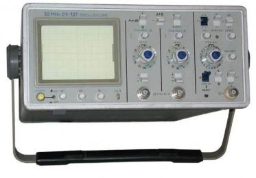 С1-127** - осциллограф аналоговый (С1 127, C1-127, C1 127)