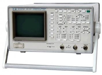 С8-33 - осциллограф цифровой запоминающий (С8 33, C8-33, C8 33)