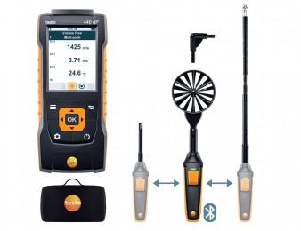 testo 440 delta P (0563 4410) - Комплект для вентиляции 2 с Bluetooth