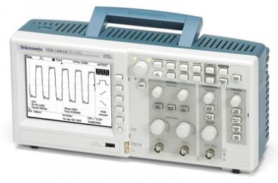 TDS1012B - осциллограф цифровой запоминающий Tektronix (TDS 1012 B)