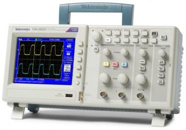 TDS2012C - осциллограф цифровой запоминающий Tektronix (TDS 2012 C)
