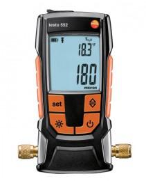 testo 552 (0560 5520) - цифровой вакуумметр