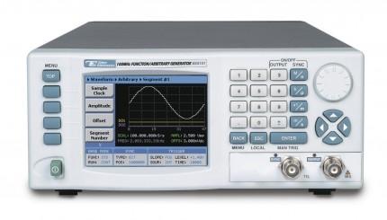 WS8101 - Генератор сигналов специальной формы серии WaveStandart