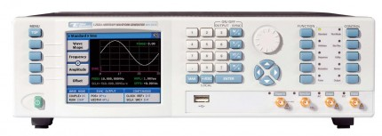 WX1284C - Генератор сигналов произвольной формы